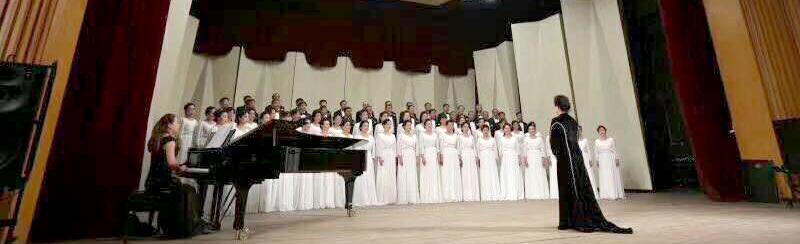 青松合唱团荣获全国中老年合唱比赛三项大奖