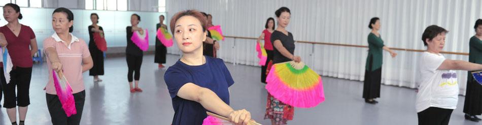 """2019年""""百姓健康舞""""第九期公益课堂"""